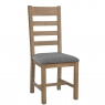Cookes Collection Western Slatted Dining Chair