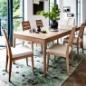 Ercol Romana Dining Table and 6 Chairs 1
